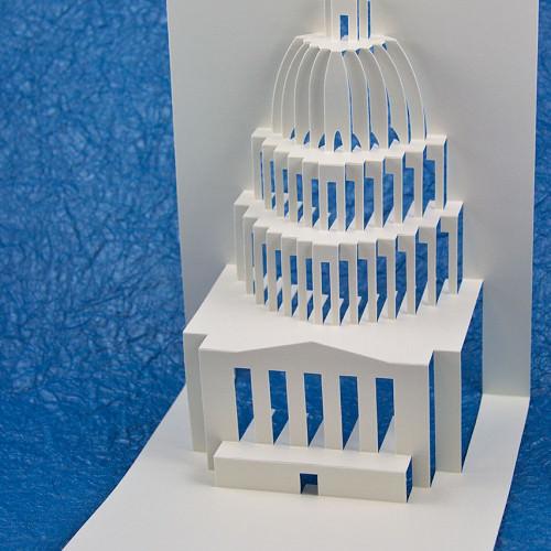 Capitol Hill by Masahiro Chatani