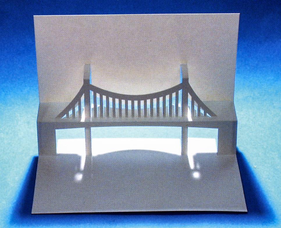 How To Make Pop Up Bridge Card - Best Image High
