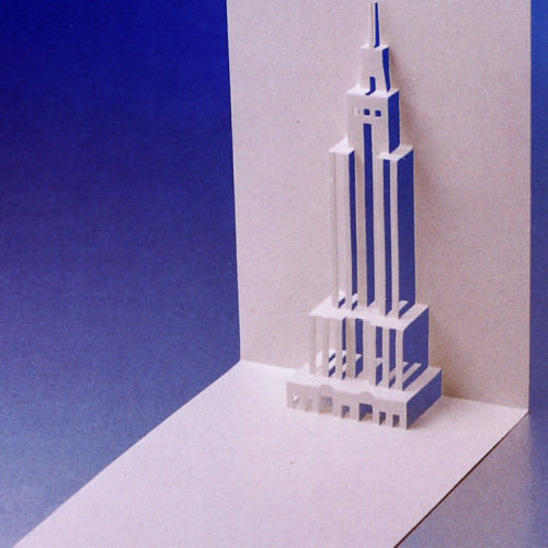 Empire State Building by Masahiro Chatani