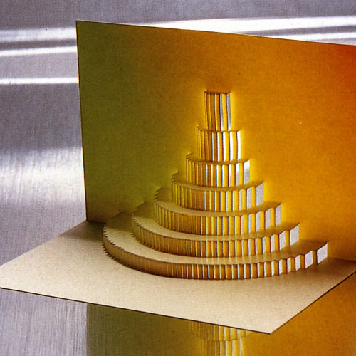 Wedding Cake by Masahiro Chatani