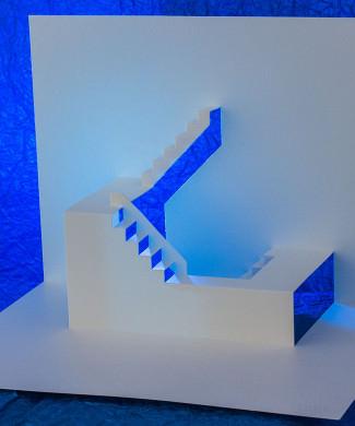 Dream Stairs by Masahiro Chatani
