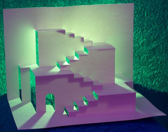 White Stage by Masahiro Chatani