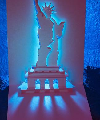 Statue of Liberty by Masahiro Chatani