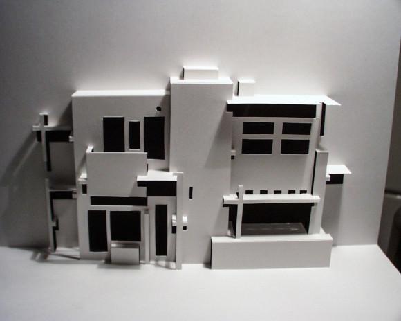 Rietveld-Schroderhouse by Ingrid Siliakus