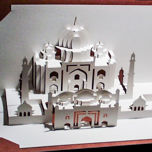 Taj Mahal by Ingrid Siliakus (cropped)
