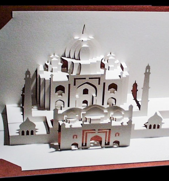 Taj Mahal by Ingrid Siliakus (cropped)