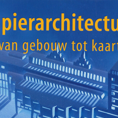 Origamic Architecture: From Building to Card by Ingrid Siliakus (Post)