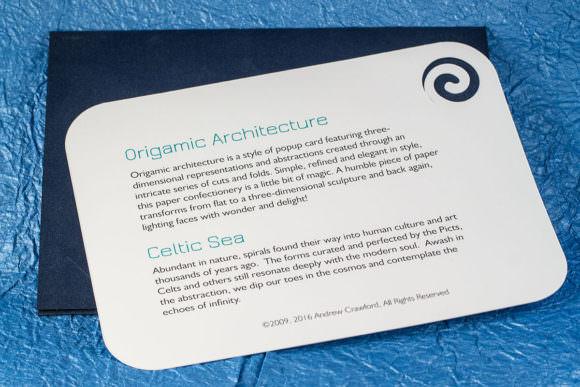 Celtic Sea Insert Card