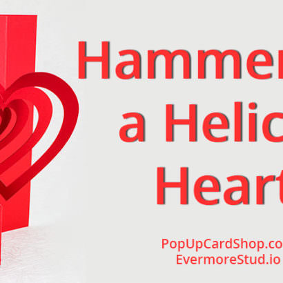 Hammering a Helical Heart Video Title